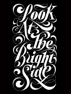 Look at the Bright Side | KGS Design