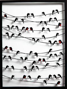 Storie di Carta - Uccelli