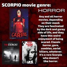 True Horror Stories, All Horror Movies, Gloomy Sunday, Movie Marathon, The Exorcist, Scorpio Facts, Serial Killers, Astrology, The Darkest