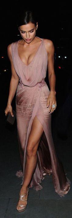 Gorgeous pink dress: