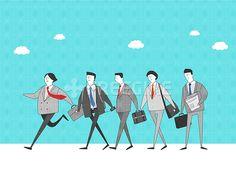 사람, 남성, 라이프, 비즈니스, 오브젝트, 남자, 사원, 사람들, 생활, 직원, 일러스트, 라이프스타일, illust, 기업, 회사원, 회사…