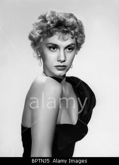 Download this stock image: LINDA CHRISTIAN ACTRESS (1952) - BPTNJ5 from Alamy's library of millions of high resolution stock photos, Stock Photo, illustrations and vectors.