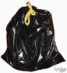 Компост в мусорном мешке