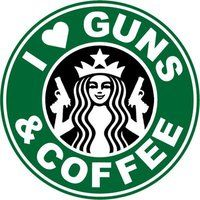Don't forget to take your gun and your ass down to your local Starbucks tomorrow. Gun owners are visiting Starbucks tomorrow to show we appreciate their respect for the 2nd Amendment and to function as a counter to the boycott being put on by the anti-freedom crowd.