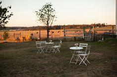 Bistro Chairs at Jenne Farm. www.WhidbeyWedding.com
