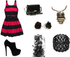 """""""(:"""" by laurismarce on Polyvore"""