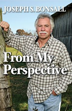 From March 5 through April 5, 2012, Joe will contribute 100% of his royalties on every copy of My Perspective purchased directly from Sheaf House to Taneyhills Community Library in Branson, Missouri. Sheaf House will donate an additional $3.50 per copy sold and also cover shipping and handling. The library will receive a combined total of $6.54 from every sale.