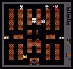 Battle City #NES #Nintendo