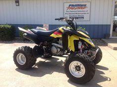 Used 2013 Suzuki LTZ400 QuadSport ATVs For Sale in Illinois. For ...