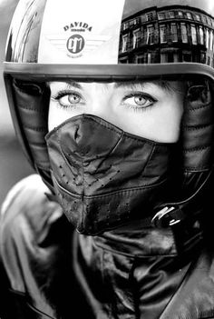 Beautiful Ladies On Bike! You Bet – Best Motorcycles Cafe Racer Style, Cafe Racer Girl, Ducati Hypermotard, Motorcycle Photography, Biker Gear, Motorcycle Outfit, Lady Biker, Biker Chick, Motorbikes