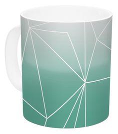 Simplicity by Mareike Boehmer 11 oz. Ceramic Coffee Mug