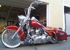 Image result for 1999 cholo road king