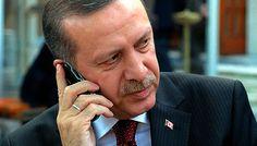 Başbakan Erdoğan'dan yurtdışı telefon trafiği - http://www.turkyurdu.com/basbakan-erdogandan-yurtdisi-telefon-trafigi/