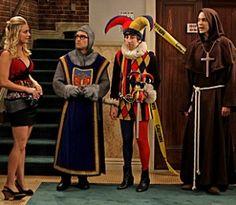 The Big Bang Theory gang