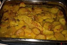 Greek Recipes, Fish Recipes, Chicken Recipes, Recipies, Food N, Food And Drink, Sea Food, Cooking Recipes, Healthy Recipes