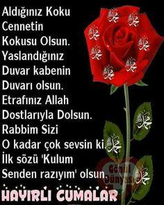 Cumamız mübarek olsun bütün müminlerin Allah Islam, Diy And Crafts, Messages, Day, Islamic, Education, Rage, Pictures, Quotation
