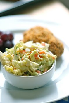 The Best Coleslaw Ever Final 1 by laurenslatest, via Flickr