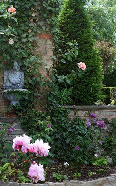 South Littlemore Village Gardens - Iffley, Oxford, England