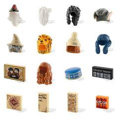 NEW HP CMF2 PARTS - 4  .  Available at firestartoys.com  .  #lego #afol #tfol #kfol  #harrypotterlego  #legoharrypotter   #bricknetwork #legophoto  #legography #toyphotography  #legostagram #legominifigure  #legominifigures #legominifigs  #legophotography #legogram  #legos #minifigurehq  #legolover #geekgifts  #legosigfig #sigfig #instalego  #brickinspired    #Regram via @CEwkP-RhogK Harry Potter Jokes, Lego Harry Potter, Lego Minifigs, Lego Ninjago, Shop Lego, Lego Photography, Lego Parts, Lego Ideas, Geek Gifts