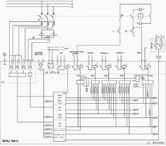 single-phase motor control wiring diagram