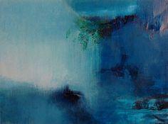 Anna Maria Papadimitriou Art | Early Blues 2005