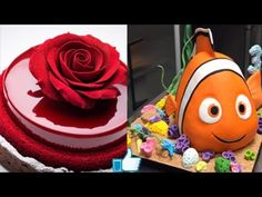 The Most Satisfying Cake Decorating Video In The World - Amazing cakes decorating tutorials Must See - YouTube