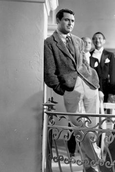 Cary Grant, 1937