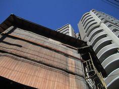 F/福岡市薬院トタン屋 Opera House, Building, Travel, Viajes, Buildings, Destinations, Traveling, Trips, Construction