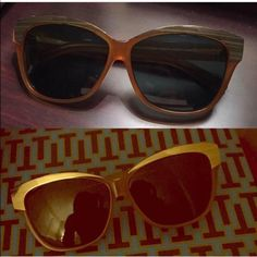 Tory Burch Sunglasses Excellent condition no scratches Tory Burch Accessories Sunglasses