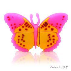 2.0 USB-STICKS 4GB FIGUR Schmetterling