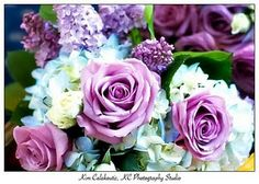 Purple and Aqua Bouquet (whensheblogs.blogspot.com)