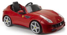 FAMOSA Ferrari - Macchinina Elettrica Ferrari Four 6V