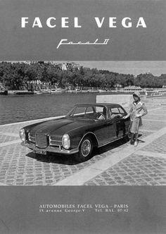 Facel Vega, Facel II '63
