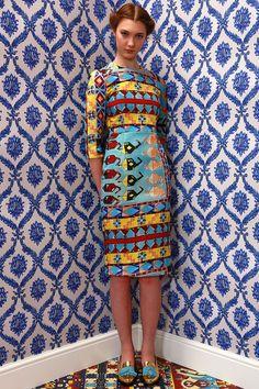 Tata Nake fashion collection, autumn/winter 2014