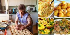 Satisfying the whole family without meat: 14 inexpensive recipes from the past that are still worth gold today - Vegan / Vegetarisch / Alternativ - Patatas How To Cook Cauliflower, Cauliflower Recipes, Quick Recipes, Cooking Recipes, Meat Recipes, Czech Recipes, Ethnic Recipes, Amazing Vegetarian Recipes, Austrian Recipes