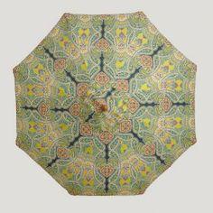 9' Venice Paisley Umbrella Canopy