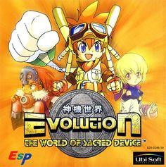 Evolution The World of Sacred Device - Dreamcast - Acheter vendre sur Référence Gaming