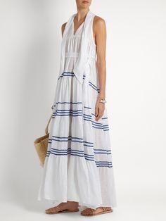 77bb208356 Lisa Marie Fernandez | Womenswear | Shop Online at MATCHESFASHION.COM US. White  Dress ...