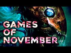Video Game Release November 6. http://gamemastervideo.blogspot.com/2017/11/video-game-release-november-6.html. VIDEO : top 10 new games of november 2017 - these ten new games coming out inthese ten new games coming out innovemberfor the ps4, pc, switch, 3ds and xbox one will blow your socks off. this year's  ....
