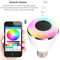 WhatsApp at 7727865153 or Buy this product at http://saifzone.meesho.com/64 Rs.2899 (5% Off)   RGB Bluetooth LED Lamp with inbuilt Bluetooth Speaker #Meesho #OtherElectronics