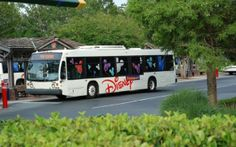 Ônibus da Disney- O sistema de transporte que leva os visitantes de um parque para o outro e dos parques para o hotel, é uma outra ótima opção. Aquela coisa de, depois de um dia inteiro de diversão, encostar no ombrinho pra descansar e… hehehe