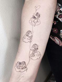 Gamer Tattoos, Mommy Tattoos, Mother Tattoos, Tattoos For Kids, Family Tattoos, Tattoos For Daughters, Tattoos For Women, Mini Tattoos, Sexy Tattoos
