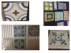 Donna's Blog: kitchen backsplash design: hand-painted tiles