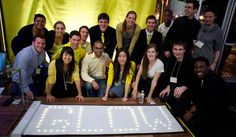 MIT Students Created a Light Up Yoga Mat