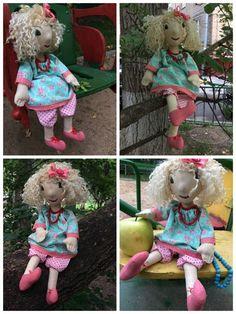 Мама-рукодельница Garden Sculpture, Dolls, Patterns, Create, Outdoor Decor, Home Decor, Baby Dolls, Block Prints, Puppet
