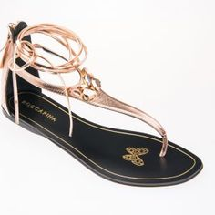 41 Best Jeweled Sandals Flat images | Jeweled sandals, Flat