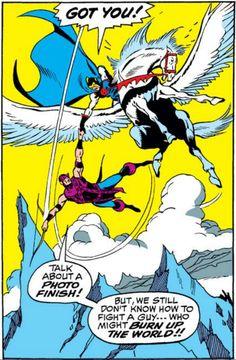 John Buscema, Avengers #61