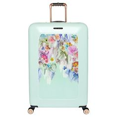 4175d12a5965cc Ted Baker Sugar Sweet 4-Wheel 79.5cm Large Suitcase