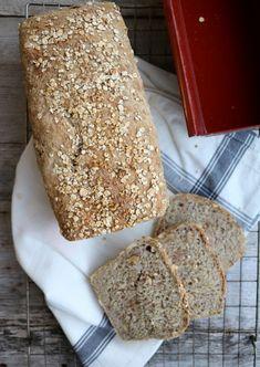 Bread Recipes, Baking, Snacks, Appetizers, Bakken, Bakery Recipes, Backen