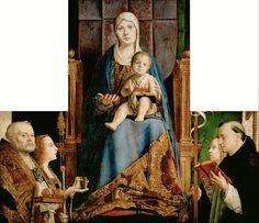 Antonello da Messina - Madonna with the Saints Nicholas of Bari, Anastasia, Ursula and Dominic - Google Art Project.jpg